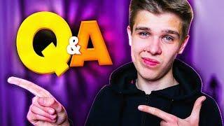 Ile ZARABIAM na YouTube?! - Q&A NA 20.000 WIDZÓW