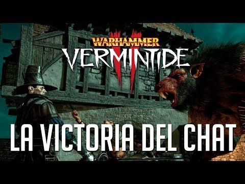 LA VICTORIA DEL HATE | WARHAMMER VERMINTIDE 2 c/ Zellen, Cotrof y Obol