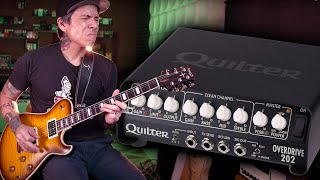 Quilter Overdrive 202 200-watt amp head