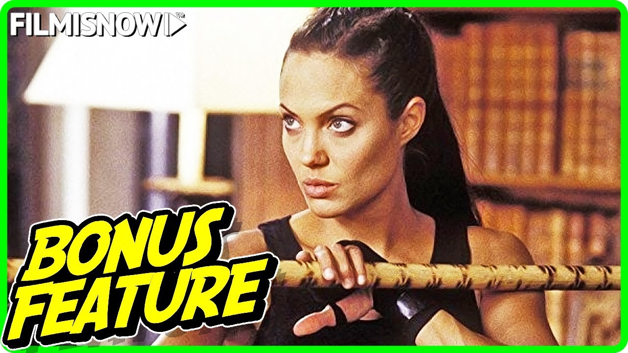 LARA CROFT TOMB RAIDER: THE CRADLE OF LIFE (2003) | Training Featurette