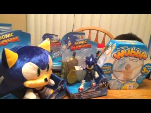 Toys R Us Toy Haul 2015 Sonic The Hedgehog Wubble Bubble And Thomas And Friends Youtube