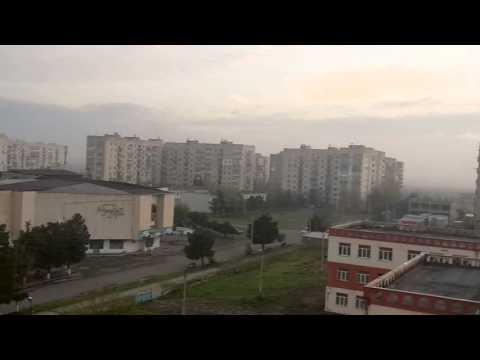 Georgia City Rustavi (eyes from the heaven. ).