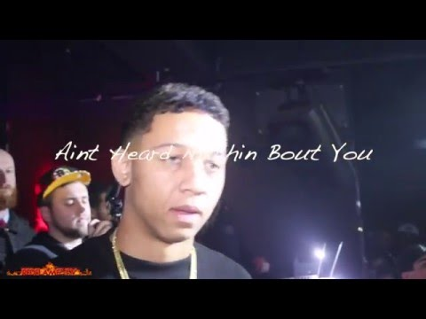 REDFLAMEZ TV Exclusive LiL Bibby performs