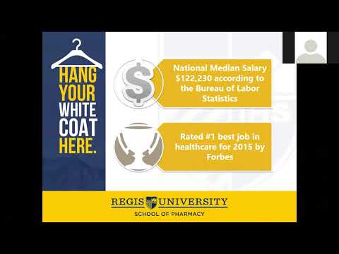 Regis University - How to Afford your Doctor of Pharmacy Education