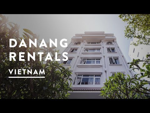 COST OF LIVING IN VIETNAM – APARTMENTS IN DA NANG | Digital Nomad Travel Vlog 061, 2017
