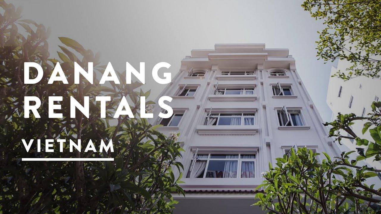APARTMENTS IN VIETNAM - COST OF LIVING IN DA NANG | Digital Nomad Travel  Vlog 061, 2017