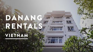 APARTMENTS IN VIETNAM - COST OF LIVING IN DA NANG | Digital Nomad Travel Vlog 061, 2017