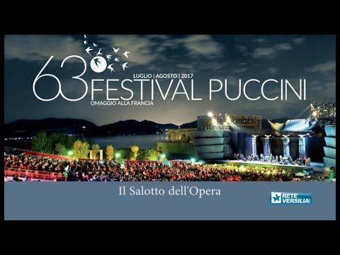 Il Salotto dell'Opera – La Rondine – Festival Pucciniano 2017 – 15/07/17