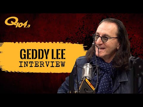 Big Mike - Geddy Lee Says He and Alex Lifeson Will Make Some Noise Together
