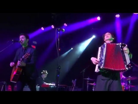 """Jump, Little Children """"Mexico"""" at The Music Farm, Charleston, SC New Year's Eve 12-31-2015"""