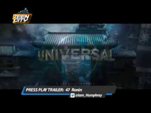 TEEN CITY | Press Play | 47 Ronin Movie Review & Battle Field 2 Video Game Review |11 01 14