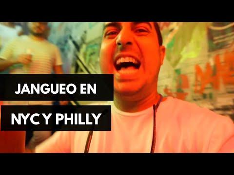 JANGUEO EN NEW YORK Y PHILLY | VLOG 45 | ALEJANDRO GIL