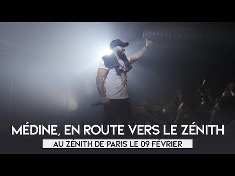Youtube: Médine, en route vers le Zénith (Live Report)