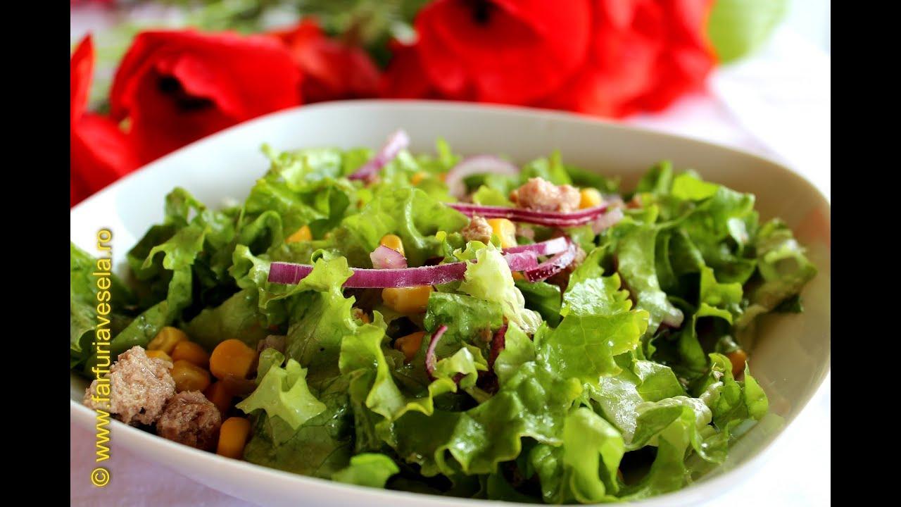 salate de slabit cu ton