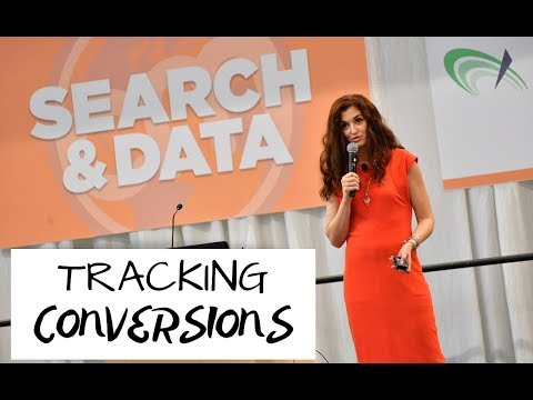 #CMWorld 2018 - B2B Conversion Tracking Issues & How to Solve Them - Leslie Carruthers - 동영상