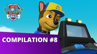 PAW Patrol | Pup Tales, Toy Episodes, and More! | Compilation #8 | PAW Patrol Official & Friends
