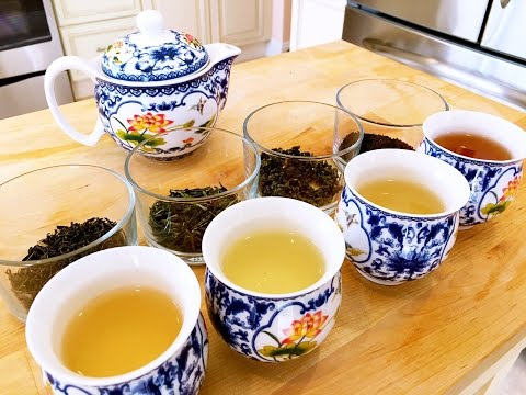 Chinese Secret Guide to Tea Drinking, CiCi Li