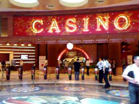 Singapore Resorts World Sentosa Casino , 新加坡圣淘沙名胜世界赌场