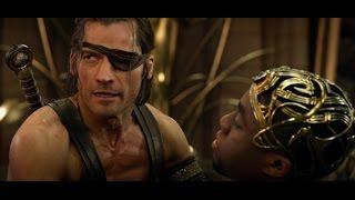 Боги Египта - Второй трейлер на Русском   2016   1080p