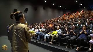 """HUỲNH LẬP - """"CÙNG XEM CÙNG SHARE"""" TẬP CUỐI AI CHẾT GIƠ TAY TẠI RẠP CGV"""