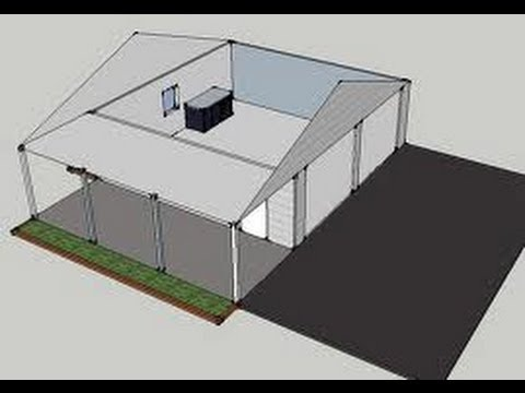 How to use a google sketchup garage youtube for Google house design