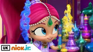 Shimmer and Shine | Potion Control | Nick Jr. UK