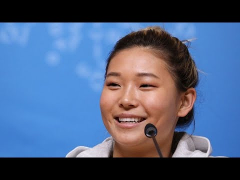 US-Snowboard-Star Chloe Kim: