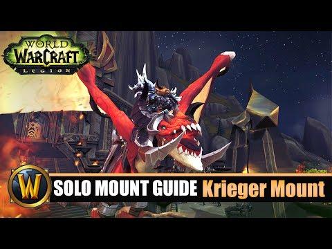 Telars Solo Mount Guide #56 Krieger Class Mount (7.2.5)