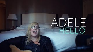 Video Adele - Hello (Acoustic) download MP3, 3GP, MP4, WEBM, AVI, FLV Agustus 2017