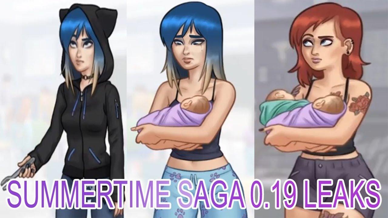Summertime Saga Eve