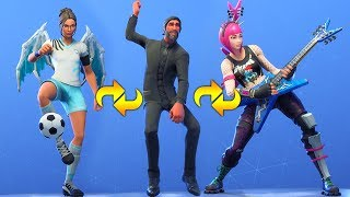 These Fortnite EMOTES Look COOLER REVERSED..!!