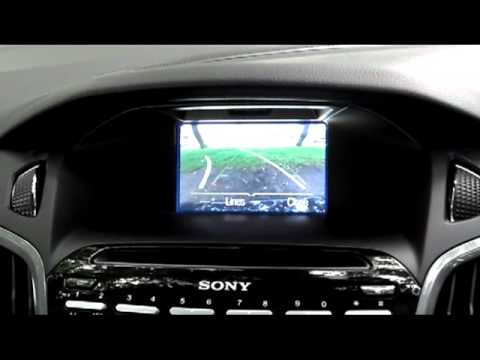 ford satnav system  sec   change  time doovi