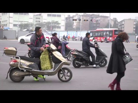 China's Electric Revolution