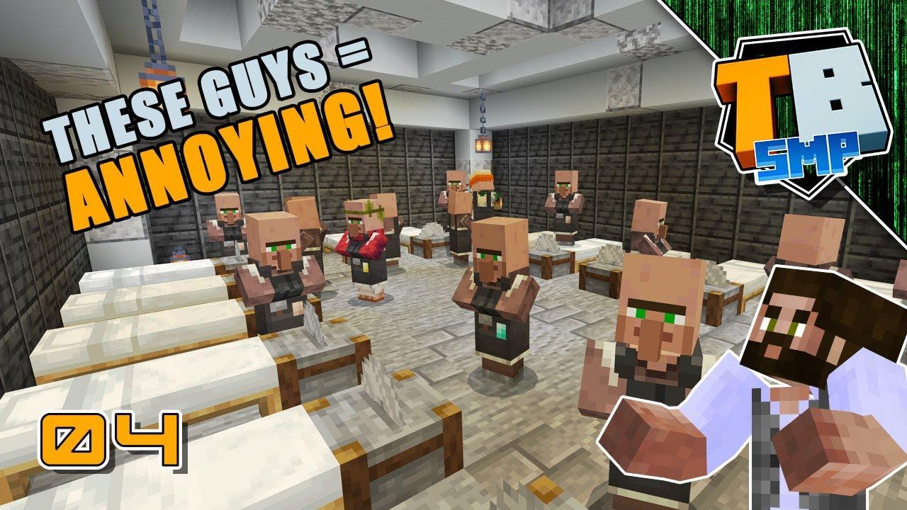 Villager Breeding! | Truly Bedrock Season 3 [04] Minecraft Bedrock SMP