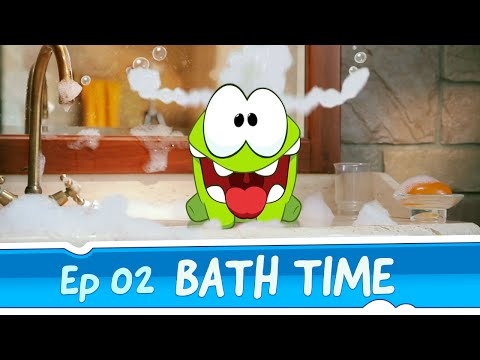 Om Nom Stories: Bath Time (Episode 2, Cut the Rope)