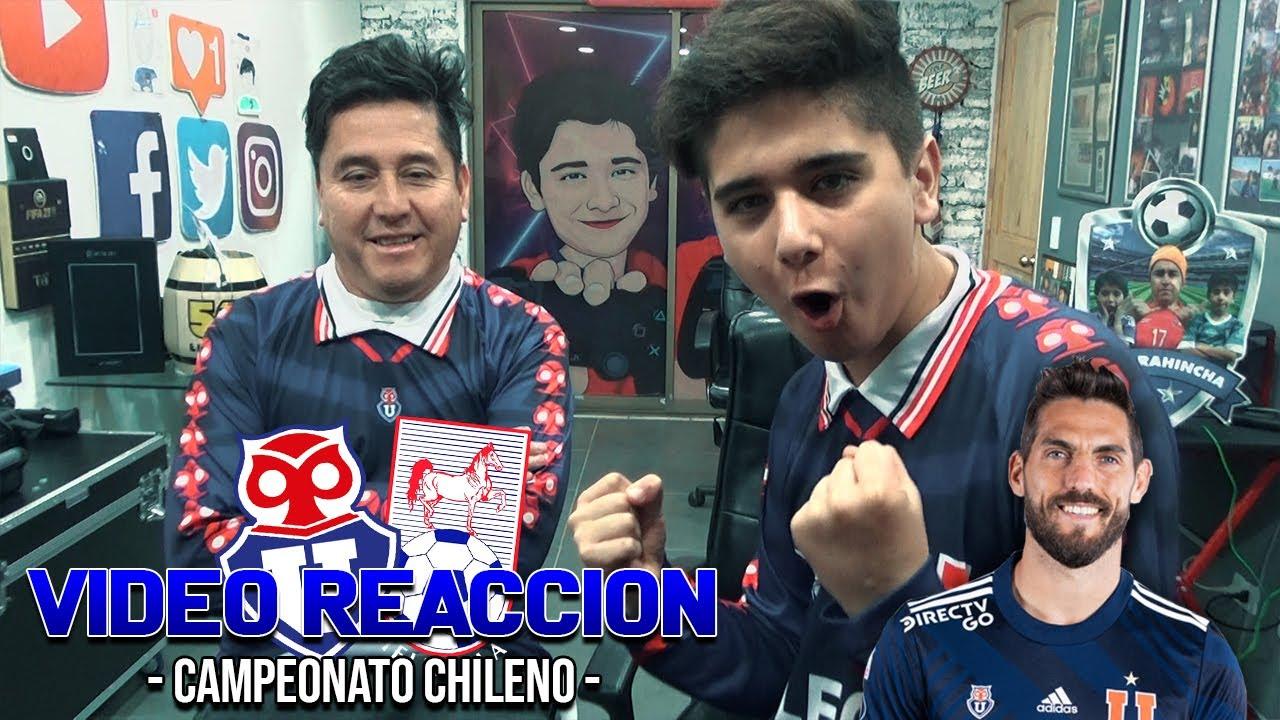 U DE CHILE VS DEP. MELIPILLA - TRIUNFO MORAL