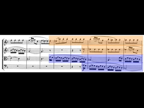 The Incredible Finale of Mozart's K. 590 Quartet in F Major