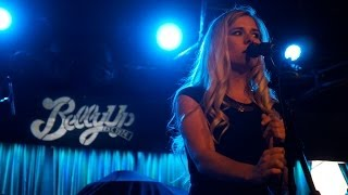 "Aloha Radio ""Groovy Self"" (Nancy Sinatra cover) live at the Belly Up 4/7/2014"