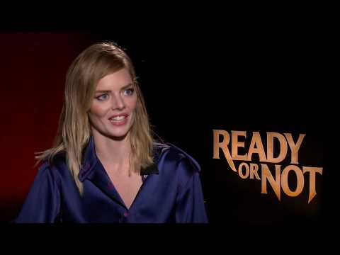 Ready Or Not Interview: Samara Weaving