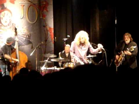 Robert Plant & The Band of Joy - Misty Mountain Hop live@ The Olympia Liverpool 21st October 2010