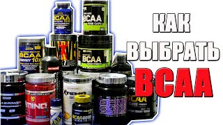 BCAA как выбрать, Какие BCAA лучше