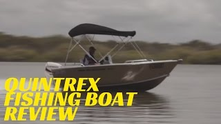 Quintrex Fishing Boat Review | Caloundra Marine Australia's best Quintrex pricing