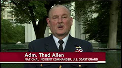 Gulf Coast Oil Spill: Coast Guard Admiral Thad Allen