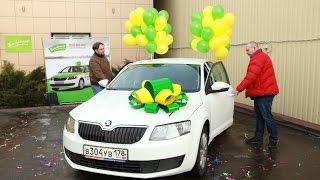 «ТаксовичкоФ» передал первую машину по программе