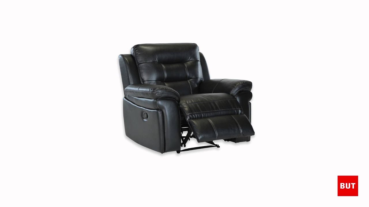 Fauteuil Relax Manuel Walter But