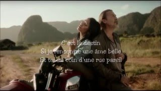 vuclip Anguun et Florent Pagny Lyrics - Nos vies parallèles