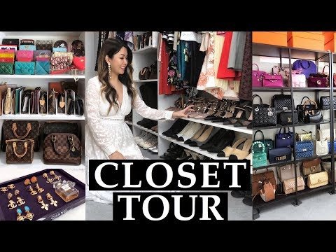 MY CLOSET TOUR | Mel in Melbourne