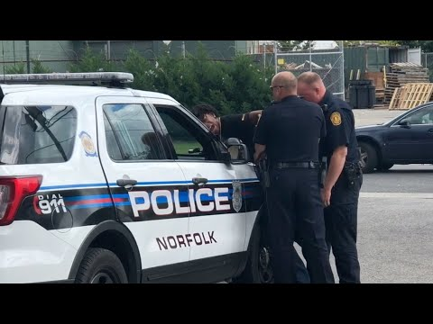 Video Of Teen's Arrest In Norfolk Goes Viral, And Police Are Investigating