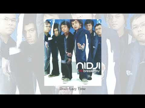 NIDJI - Disco Lazy Time (Official Audio)
