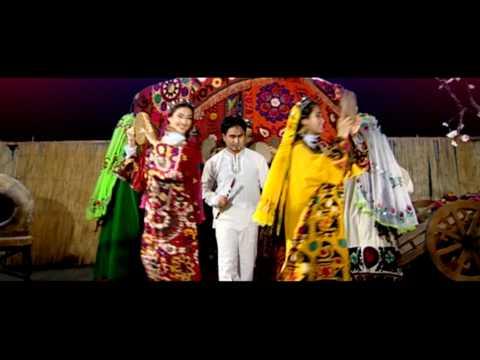 New afghan song  2011 HD Hamid Jalali Nainawozam Kulabi song {StudioUz}